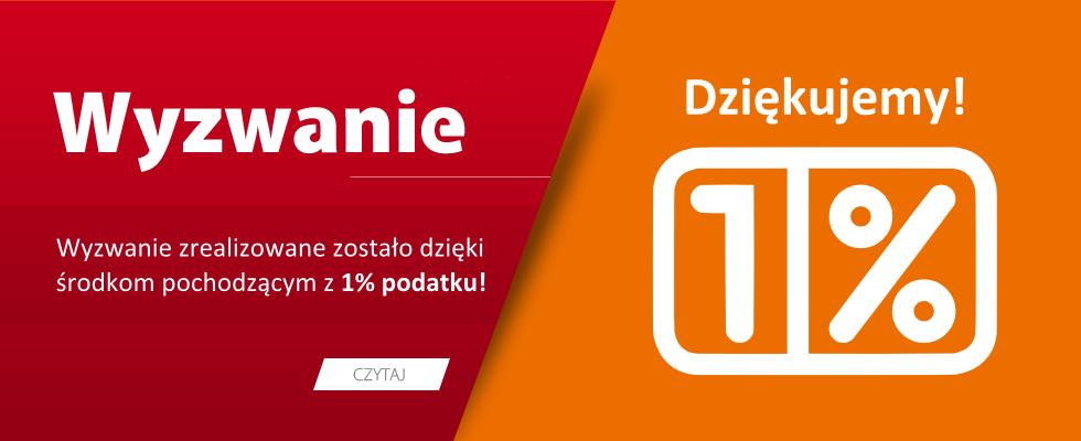1% podatku! Rajd zorganizowany dzięki waszemu wsparciu!